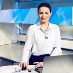Joanna Górska wróciła na antenę Polsat News