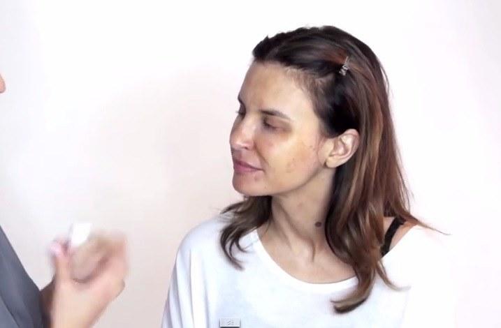 Joanna Horodyńska bez makijażu (youtube.com) /materiał zewnętrzny