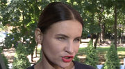 Joanna Horodyńska o swoich półnagich zdjęciach