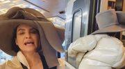 """Joanna Horodyńska twierdzi, że Polacy za bardzo panikują z powodu koronawirusa! """"W Mediolanie wciąż można kupić kapelusz"""""""