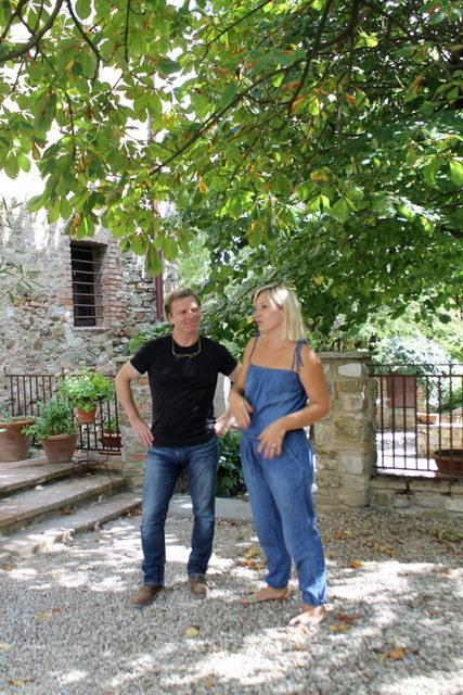Joanna i Dario Castagno /Tekst: Zgubsietam.pl