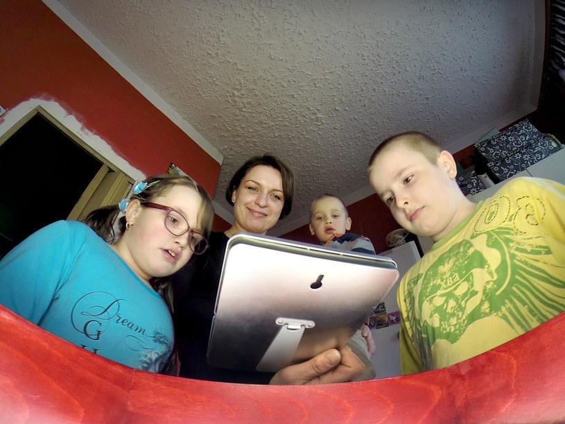 Joanna i jej dzieci /
