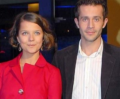 Joanna i Przemysław na razie nieśmiali, fot. Andrzej Szilagyi /MWMedia
