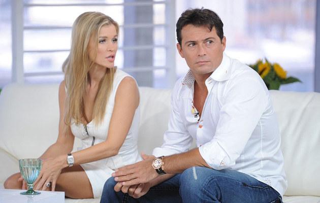 Joanna i Romain, fot.Bartosz Krupa  /East News