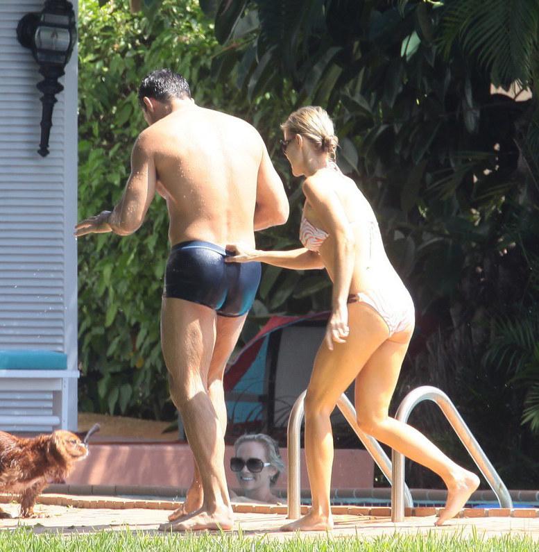 Joanna i Romain wydawali się idealnie dobraną parą /East News