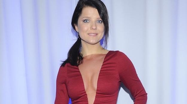 Joanna Jabłczńska będzie jedną z aktorek, która w serialu zapozuje do nagiego kalendarza. /MWMedia