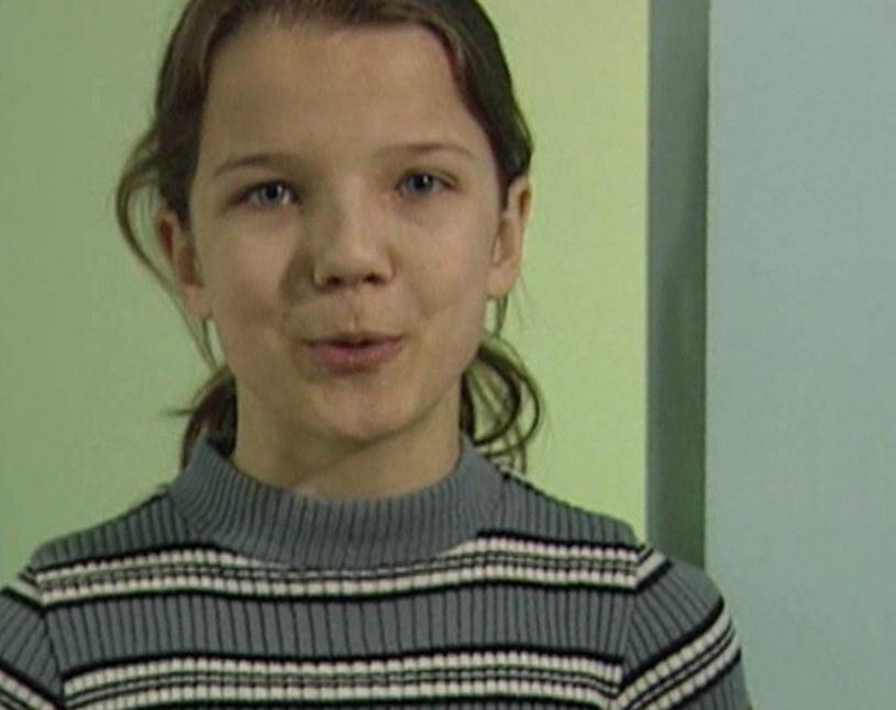 """Joanna Jabłczyńska w programie """"5-10-15"""" /YouTube"""