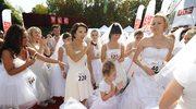 Joanna Jabłczyńska weźmie udział w Biegu Sukien Ślubnych