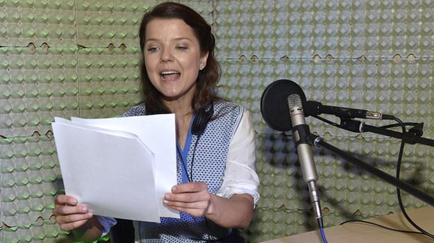 Joanna Jabłczyńska została doceniona za swoje zasługi dla polskiego dubbingu. /Gałązka /AKPA