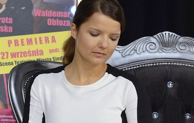Joanna Jabłczyńska /- /MWMedia