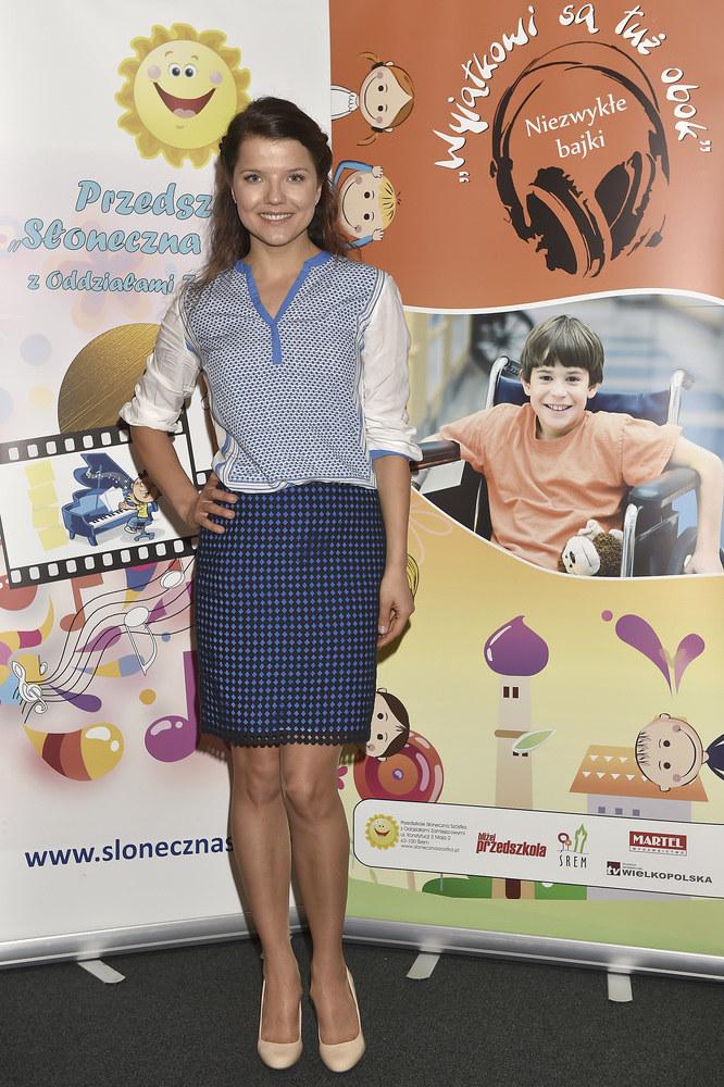 Joanna Jabłczyńska /Andrzej Gałązka /AKPA