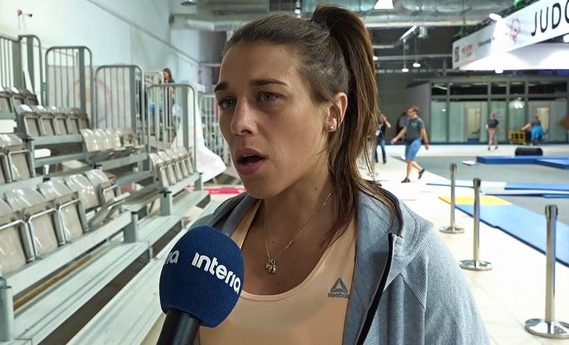 Joanna Jędrzejczyk /INTERIA.TV
