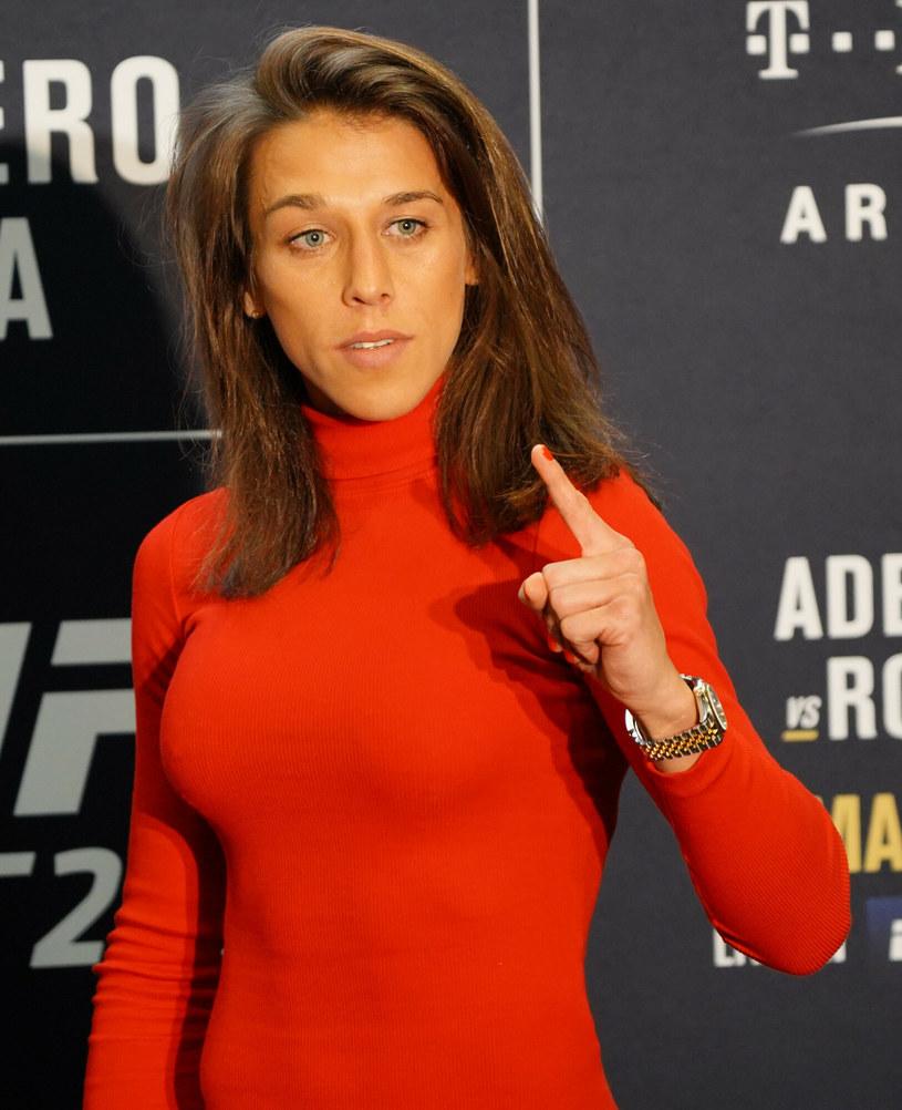 Joanna Jędrzejczyk /Louis Grasse/ pximages /East News
