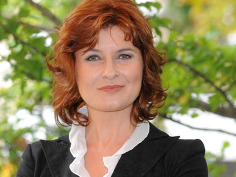 Joanna Jeżewska. /Andras Szilagyi /MWMedia
