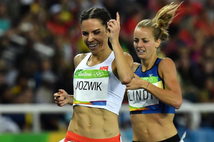 Joanna Jóźwik z rekordem życiowym! /AFP