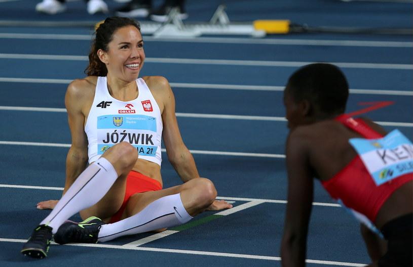 Joanna Jóźwik /Andrzej Grygiel /PAP