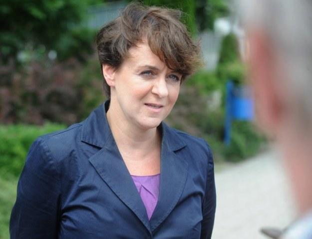Joanna Kluzik-Rostkowska / fot. M. Rozbicki /Agencja SE/East News