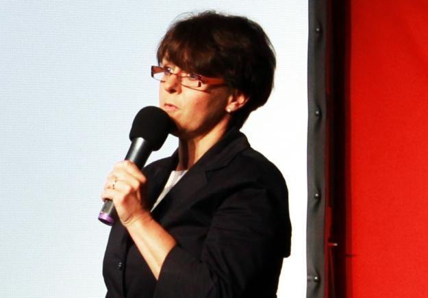 Joanna Kluzik-Rostkowska, fot. T. Gzell /PAP