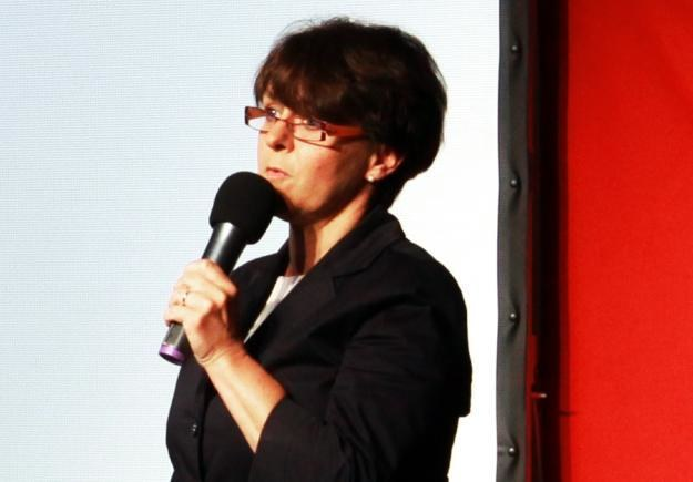 Joanna Kluzik_Rostkowska. Fot. T. Gzell /PAP
