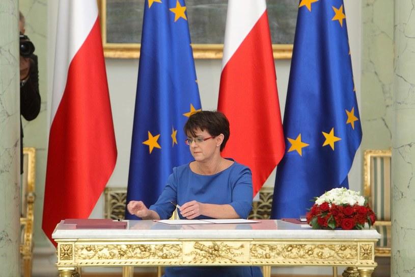 Joanna Kluzik - Rostkowska /Jan Kucharzyk /East News