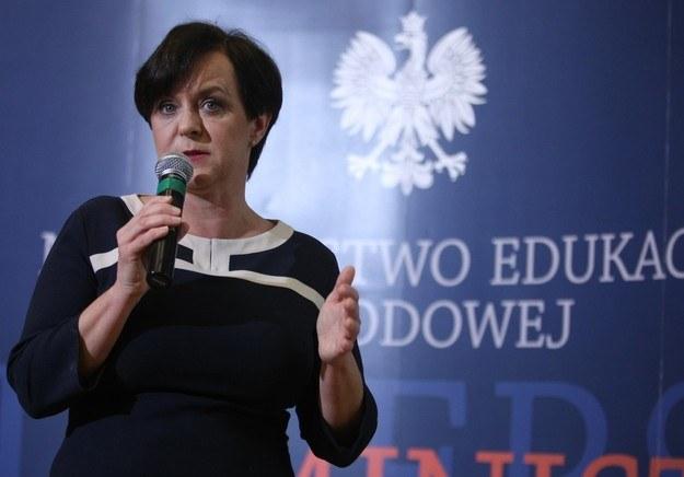 Joanna Kluzik-Rostkowska /Michał Dyjuk /Reporter