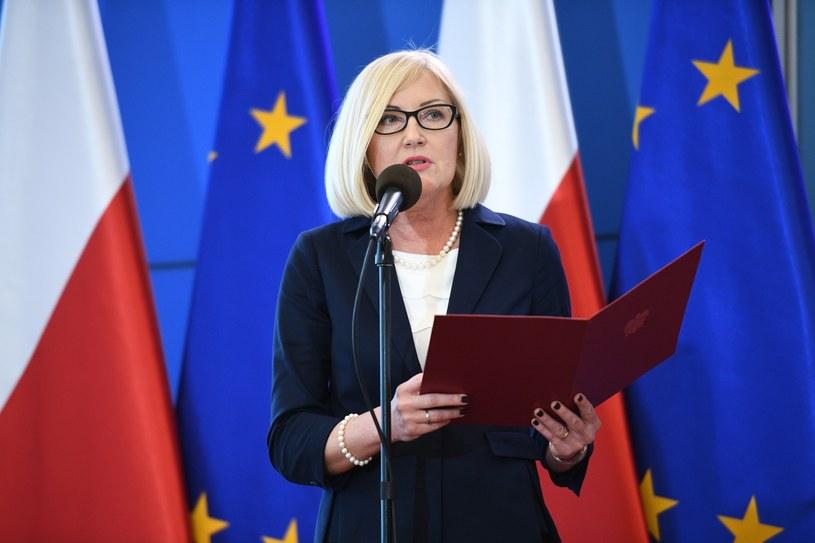 Joanna Kopcińska /Jacek Turczyk /PAP
