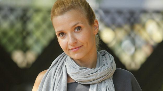 """Joanna Koroniewska była związana z """"M jak miłość"""" od samego początku... / fot. Baranowski /AKPA"""