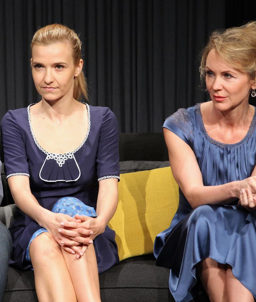 Joanna Koroniewska i Beata Ścibakówna /Paweł Wrzecion /MWMedia
