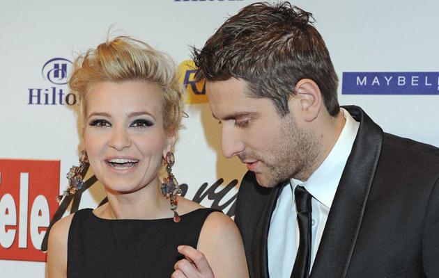Joanna Koroniewska i Maciej Dowbor, fot. Andras Szilagyi  /MWMedia