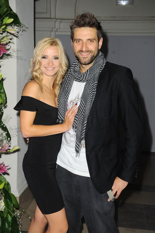 Joanna Koroniewska i Maciej Dowbor, fot. Piotr Wygoda /East News