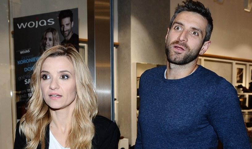 Joanna Koroniewska i Maciej Dowbor zareagowali na pełne nienawiści komentarze /VIPHOTO /East News