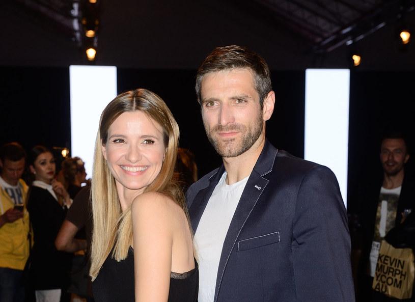 Joanna Koroniewska i Maciej Dowbor /MWMedia