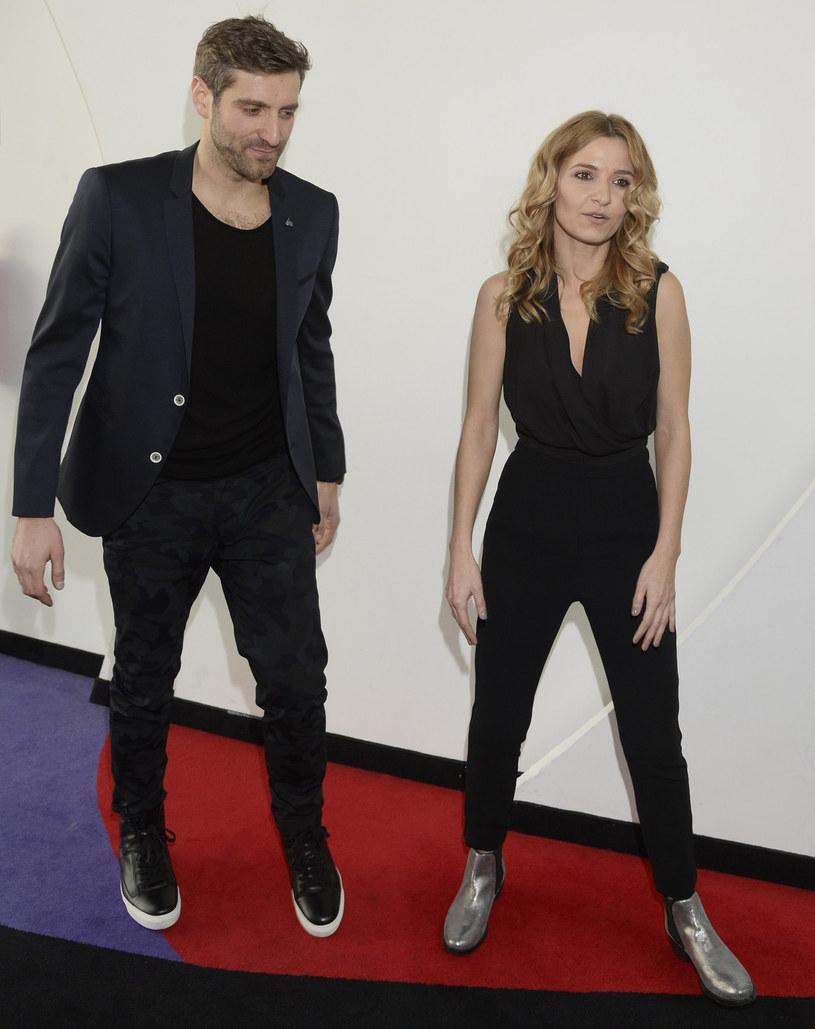 Joanna Koroniewska i Maciej Dowbor /East News