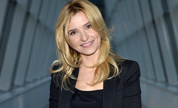 Joanna Koroniewska jak zwykle - w ostatnim czasie - uśmiechnięta /AKPA