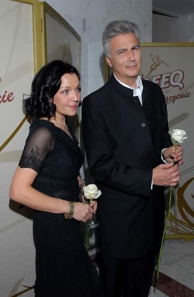 Joanna Kos-Krauze i Krzysztof Krauze, fot. Andrzej Szilagyi  /MWMedia