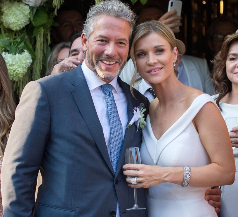Joanna Krupa i Douglas Nunes /East News