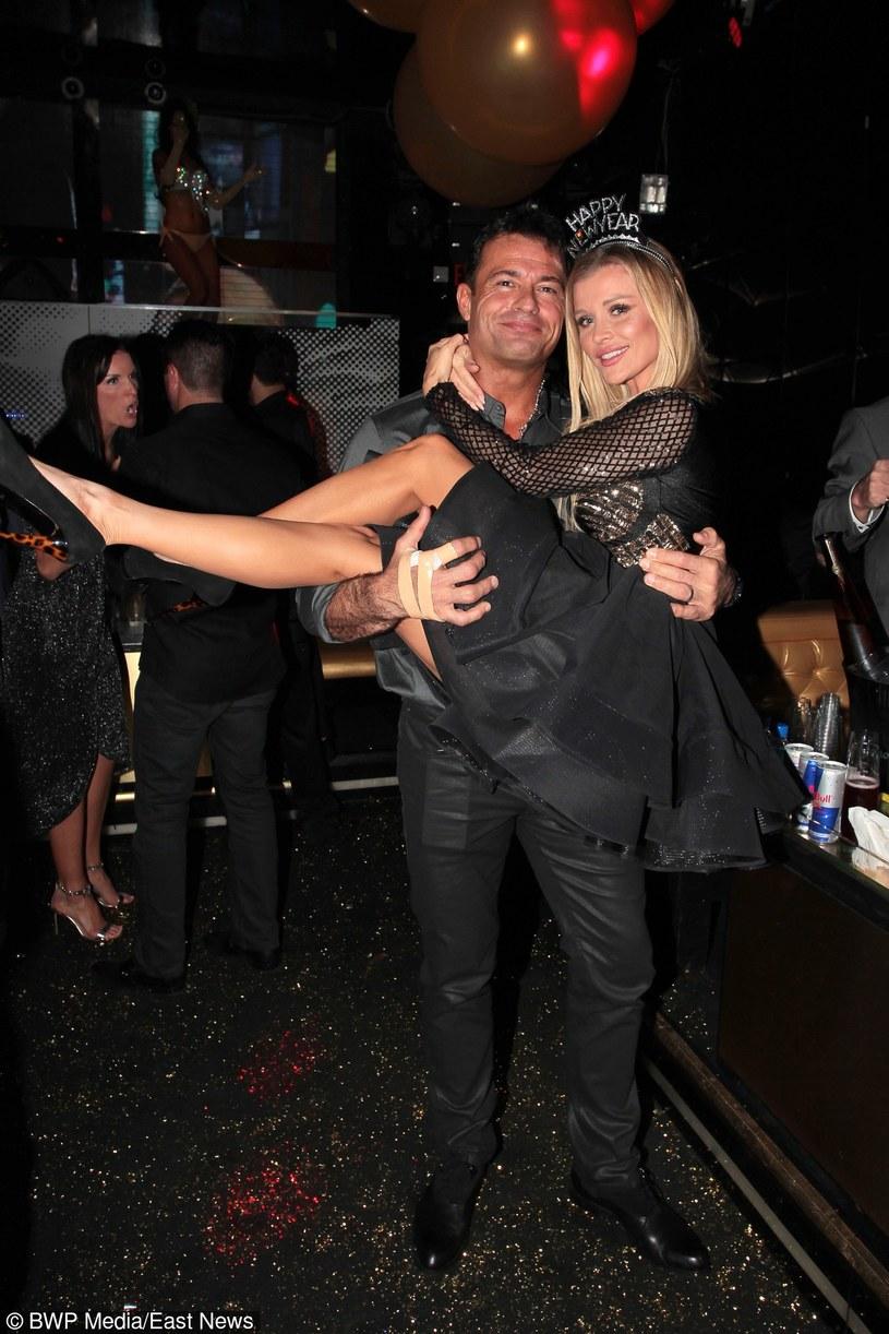 Joanna Krupa i Romain Zago. Zobacz kolejne zdjęcie... /East News