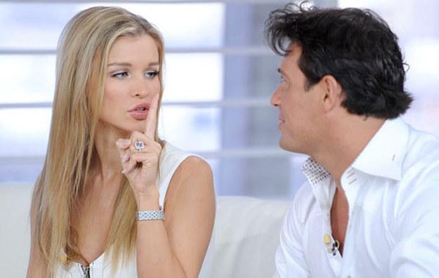 Joanna Krupa i Romain Zago /Bartosz Krupa /East News
