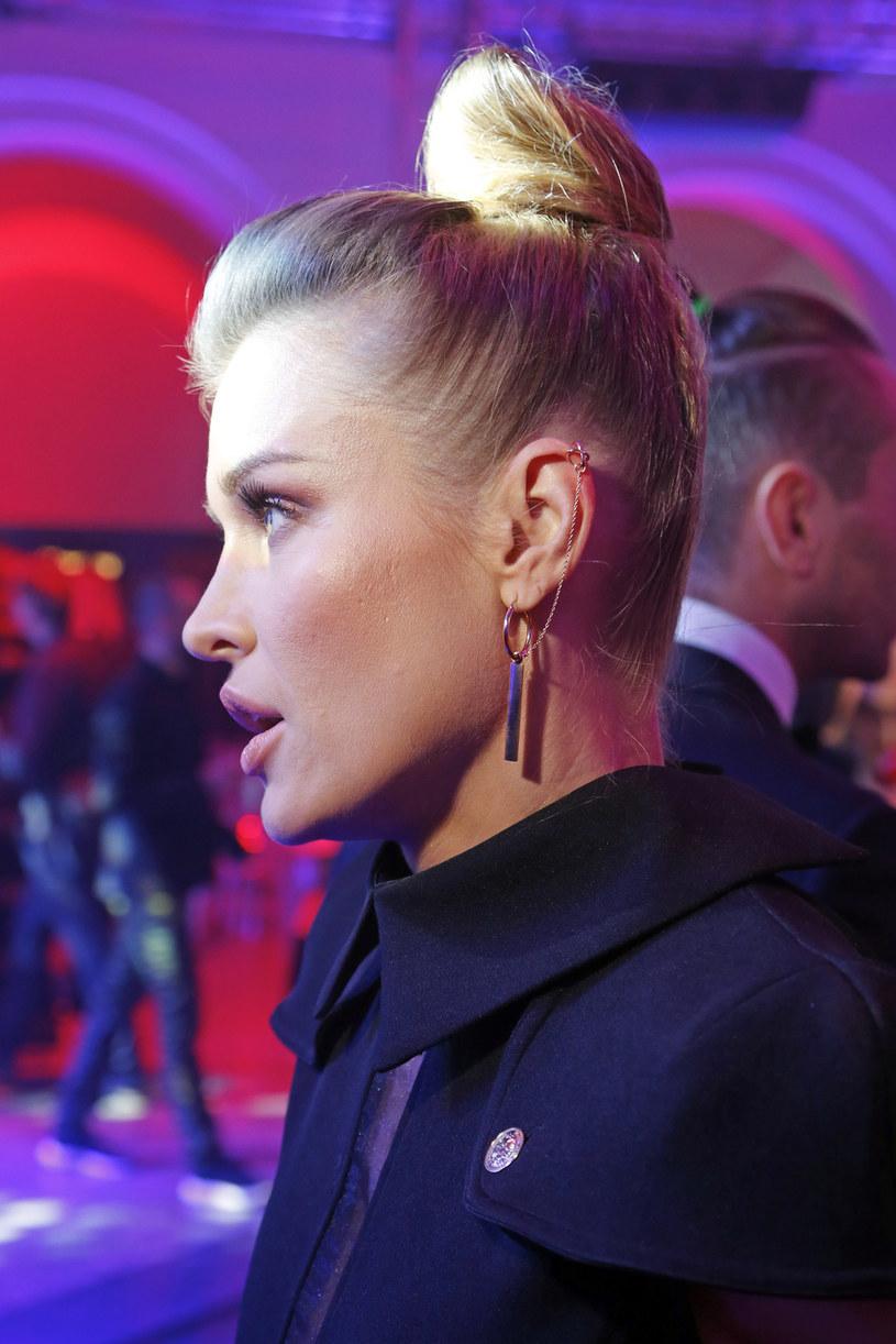 Joanna Krupa miała wiele szczęścia /Podlewski /AKPA