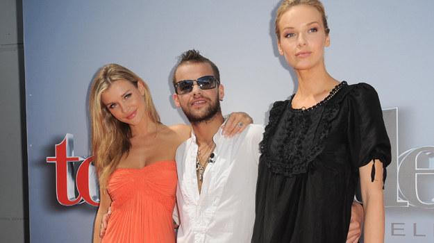 Joanna Krupa, Michał Piróg i Magdalena Mielcarz - pomogą wybrać przyszłe supermodelki /Agencja FORUM