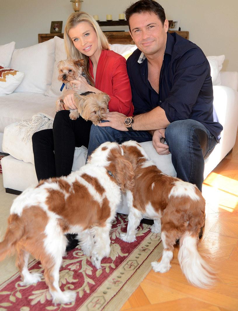 Joanna Krupa niedawno rozstała się z mężem /Nawrocki /Agencja FORUM