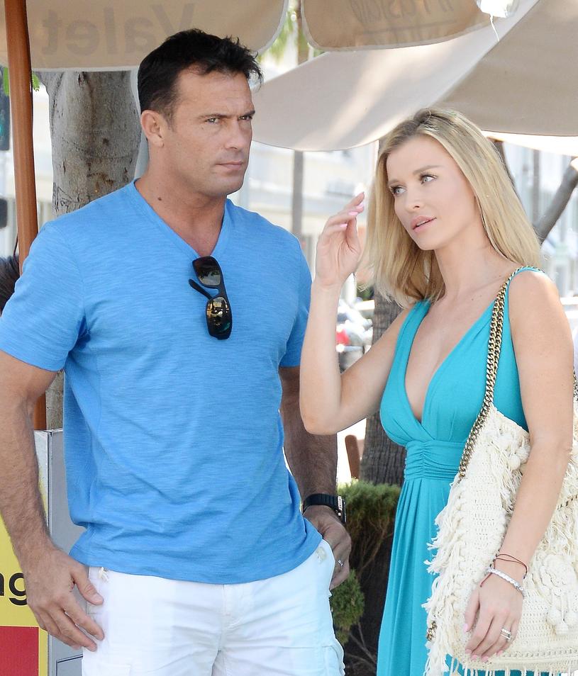 Joanna Krupa rozwiodła się z Romainem Zago 11 lipca 2017 roku /- /East News
