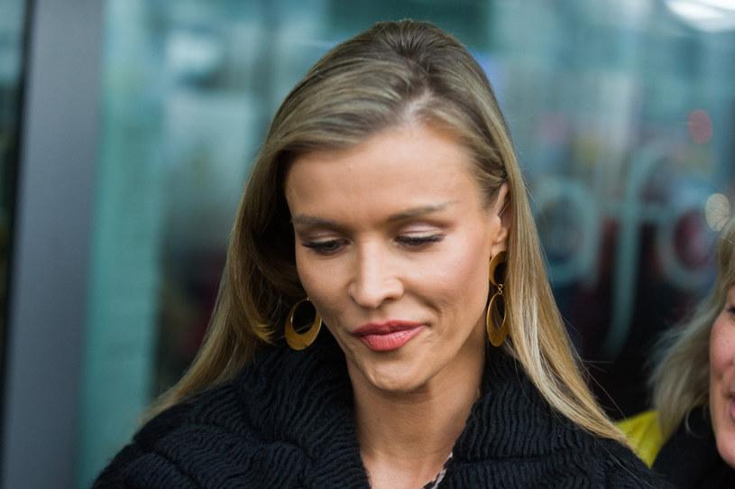 Joanna Krupa to modelka znana z działalności na rzecz zwierząt /Artur Zawadzki /Reporter