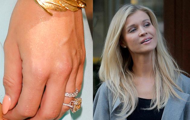 Joanna Krupa ubezpieczyła swój pierścionek! /Podlewski, Krzemiński Jordan /AKPA