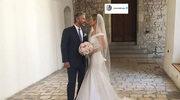 Joanna Krupa wyszła za mąż. Ślub odbył się w Krakowie