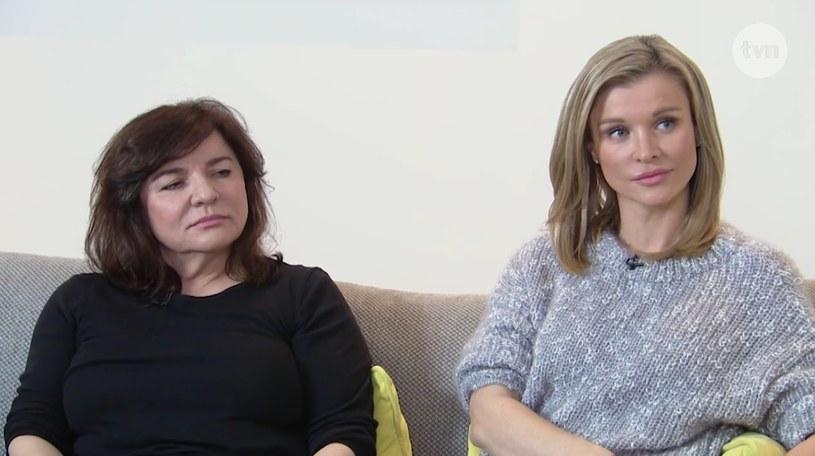 Joanna Krupa z mamą /