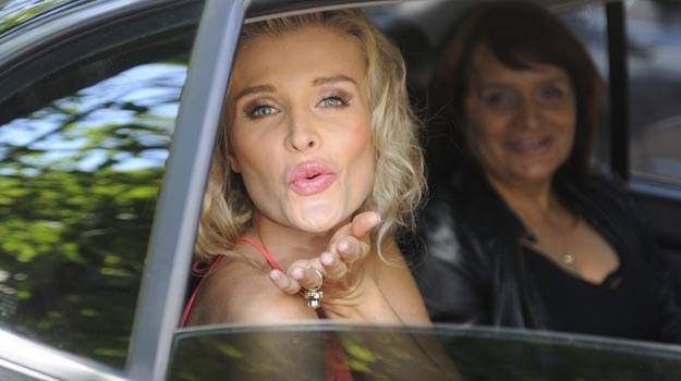 Joanna Krupa zapewnia, że popracowała nad językiem polskim - fot. J.Antoniak /MWMedia