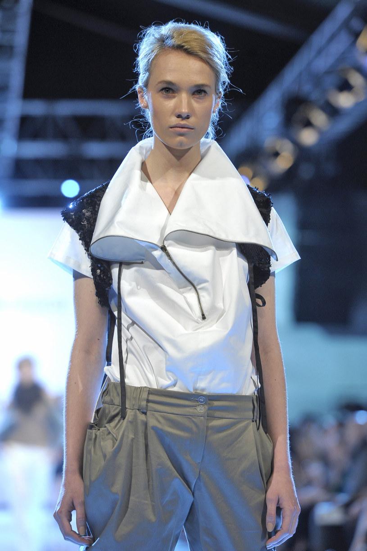 Joanna Kudzbalska, 2012 rok /Kurnikowski /AKPA
