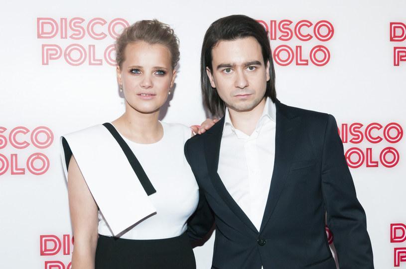 Joanna Kulig i jej maż, Maciej Bochniak /Artur Zawadzki/REPORTER /East News