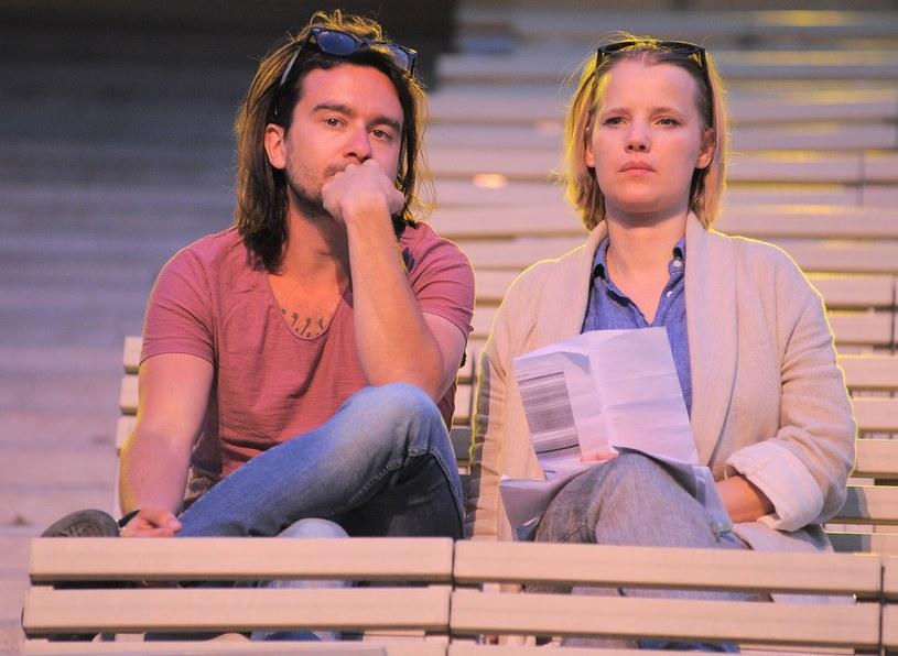 Joanna Kulig i Maciej Bochniak, fot. Maciej Cyran /Agencja FORUM